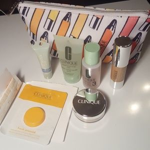 CLINIQE 7 PIECES GIFT SET NEW